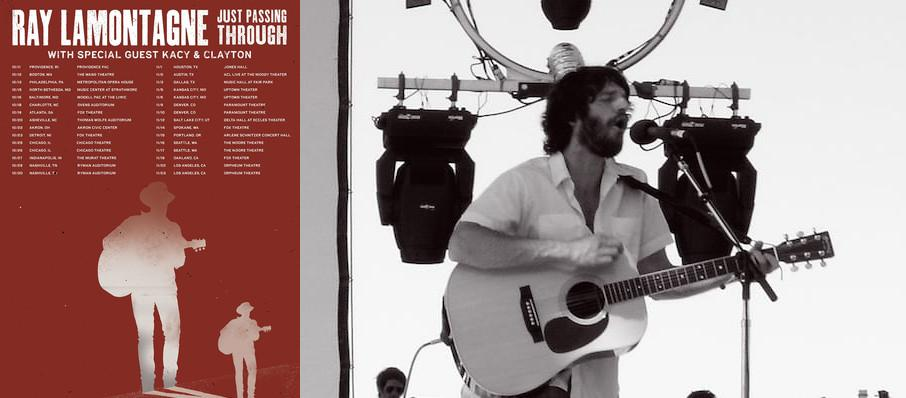 Ray LaMontagne at Brady Theater
