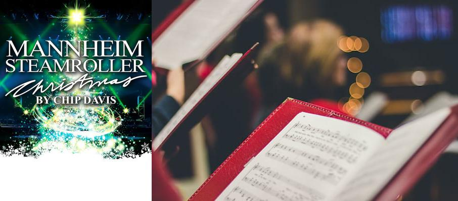 Mannheim Steamroller at River Spirit Casino