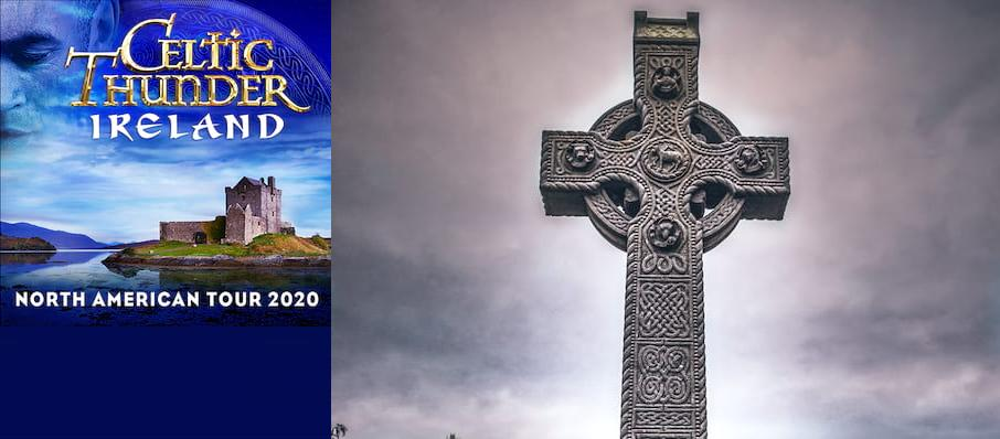 Celtic Thunder at The Joint