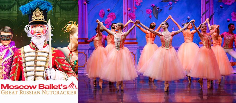 Moscow Ballet's Great Russian Nutcracker at Mabee Center