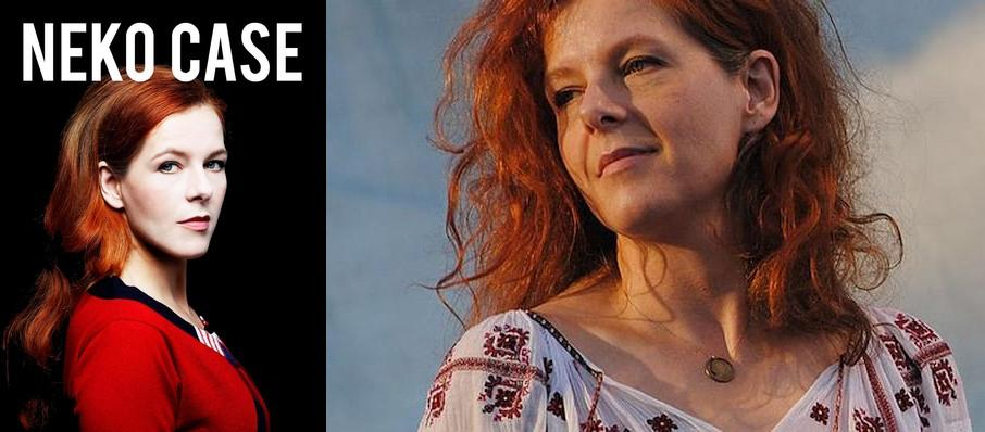 Neko Case at Cains Ballroom