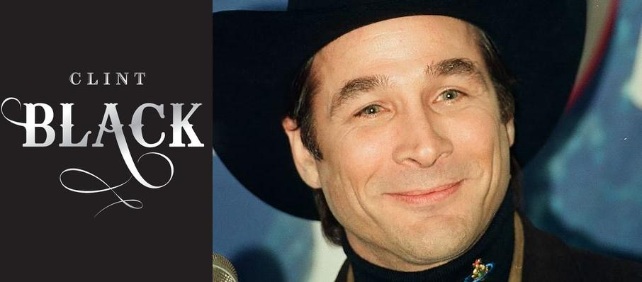 Clint Black at The Joint