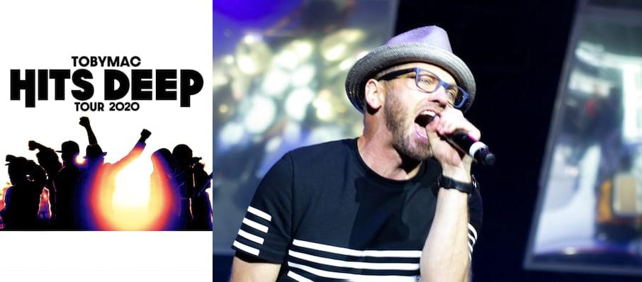 TobyMac at Bank Of Oklahoma Center