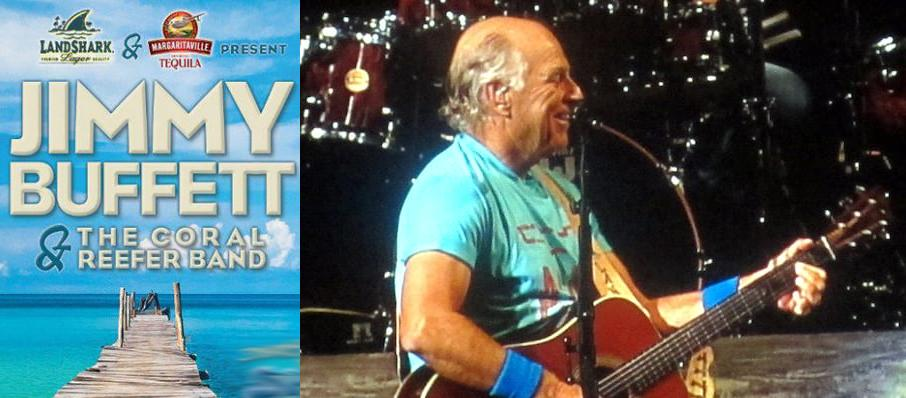Jimmy Buffett at Bank Of Oklahoma Center