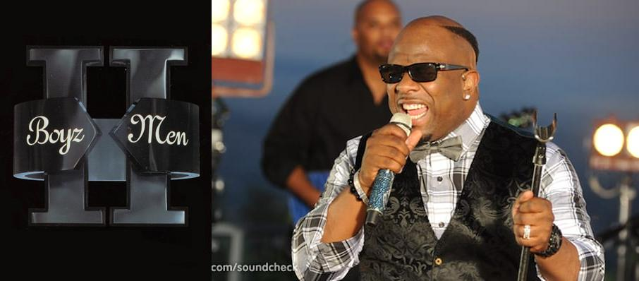 Boyz II Men at River Spirit Casino