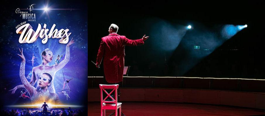 Cirque Musica at Brady Theater