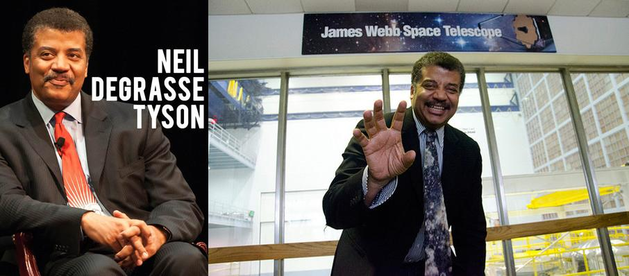 Neil DeGrasse Tyson at Assembly Hall at Cox Business Center