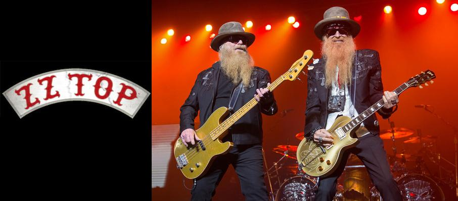 ZZ Top at River Spirit Casino