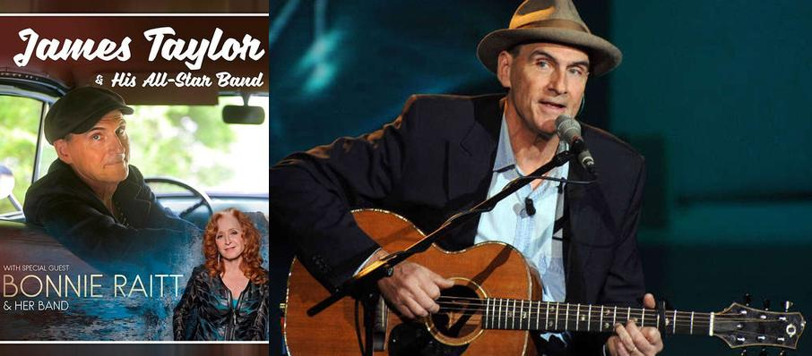 James Taylor & Bonnie Raitt at Bank Of Oklahoma Center
