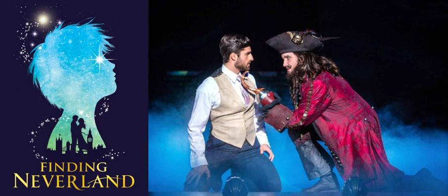 Finding Neverland at Chapman Music Hall