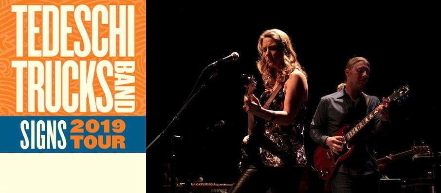 Tedeschi Trucks Band at Brady Theater