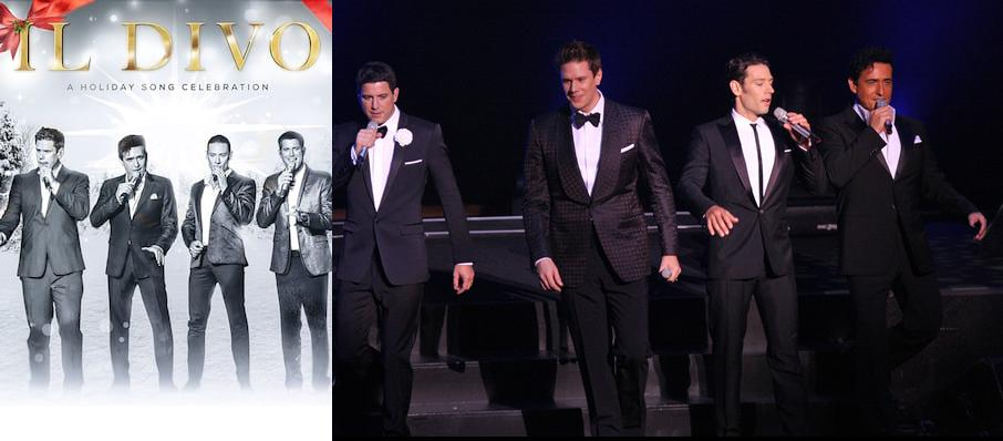 Il Divo at Brady Theater