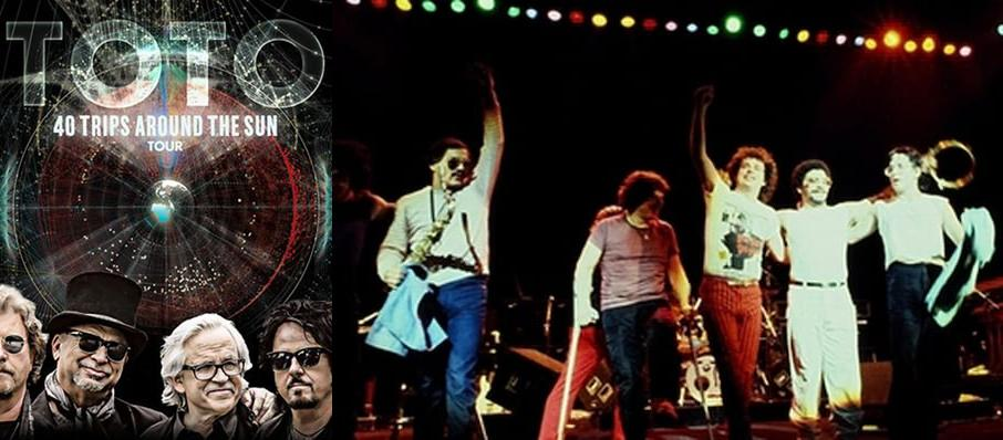 Toto at River Spirit Casino