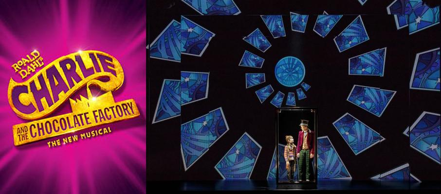 Charlie and the Chocolate Factory at Chapman Music Hall