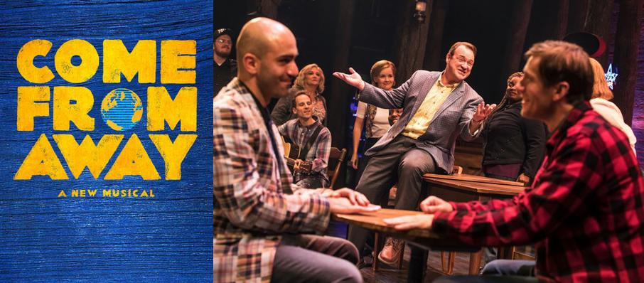Come From Away at Chapman Music Hall