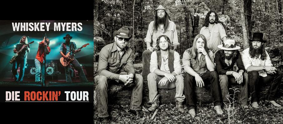 Whiskey Myers at The Joint
