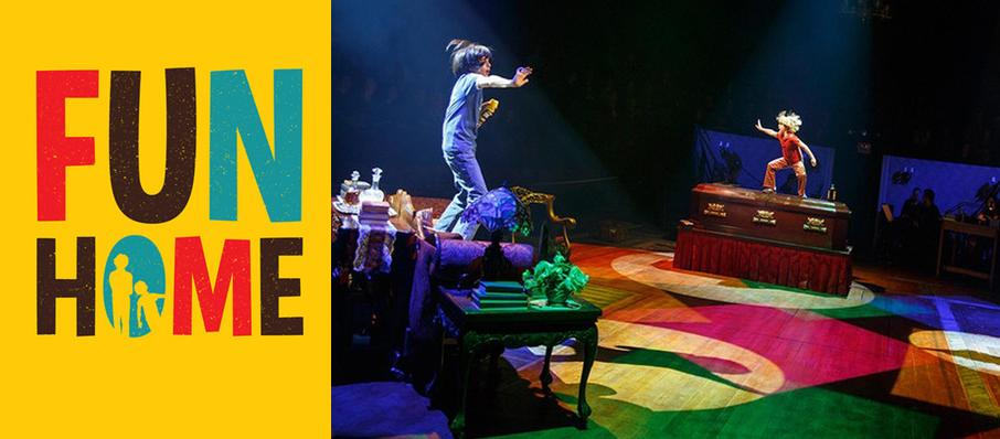 Fun Home at John H. Williams Theatre