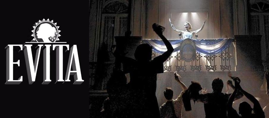 Evita at Tulsa Performing Arts Center - Liddy Doenges Theatre