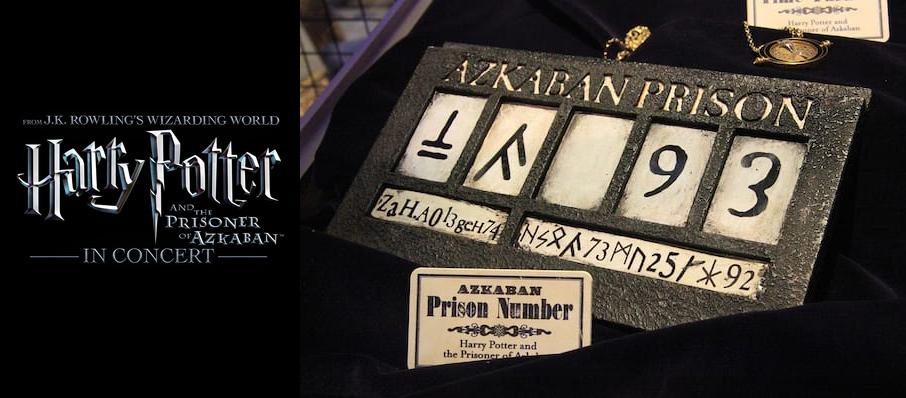 Harry Potter and the Prisoner of Azkaban in Concert at Chapman Music Hall