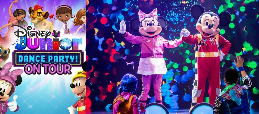 Disney Junior Live: Dance Party at Brady Theater