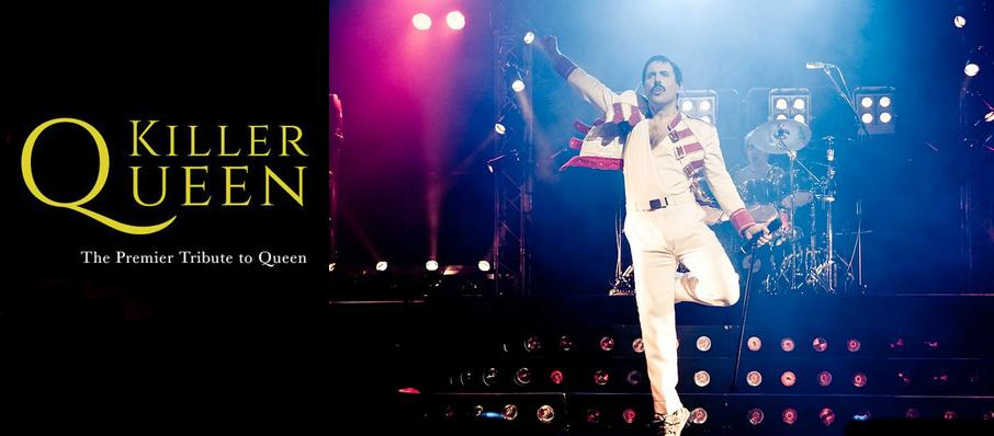 Killer Queen - Tribute to Queen at Brady Theater