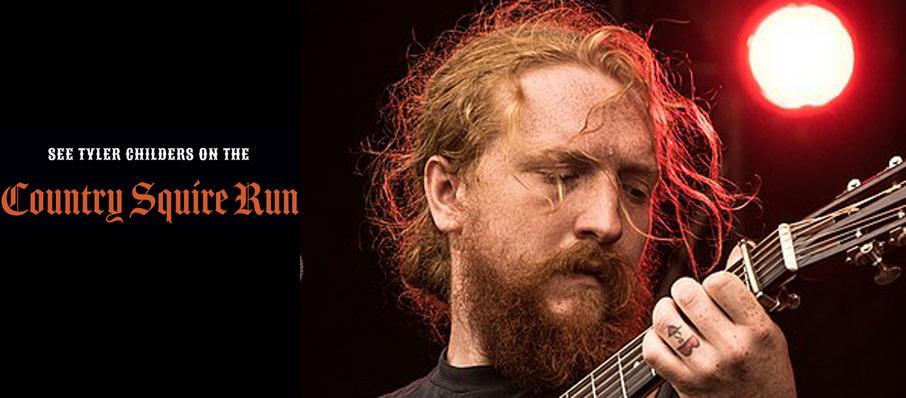 Tyler Childers at Cains Ballroom