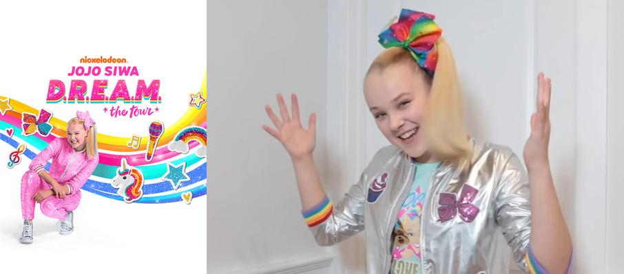 Jojo Siwa at Bank Of Oklahoma Center