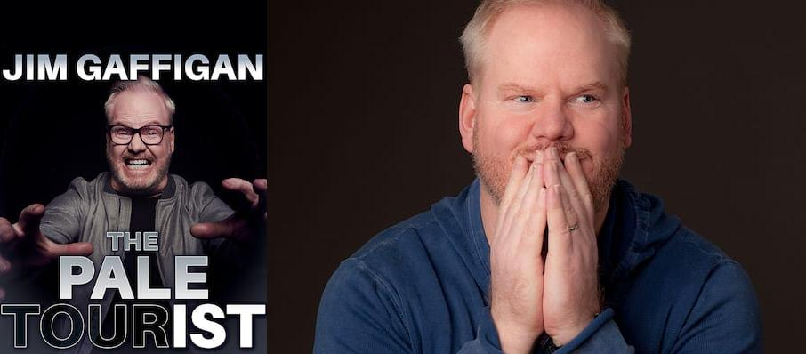 Jim Gaffigan at River Spirit Casino