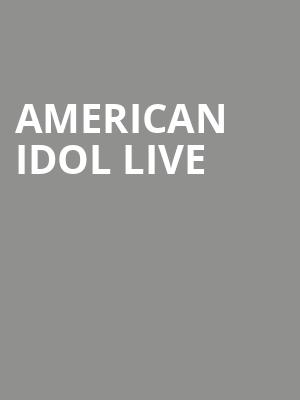 American Idol Live Tickets Aug 8 2018 Brady Theater Tulsa