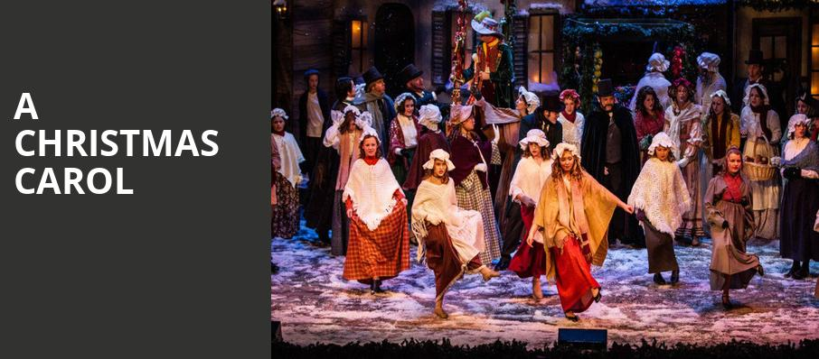 A Christmas Carol, John H Williams Theatre, Tulsa