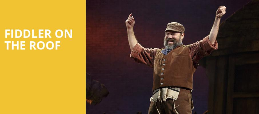 Fiddler on the Roof, Chapman Music Hall, Tulsa