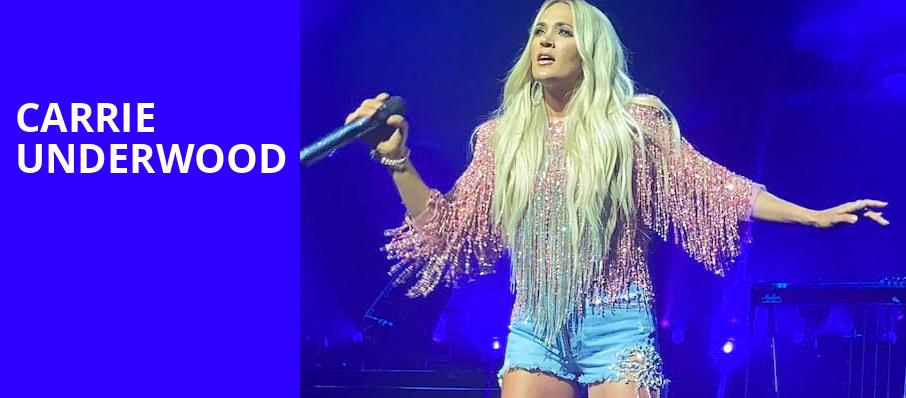 Carrie Underwood, Bank Of Oklahoma Center, Tulsa