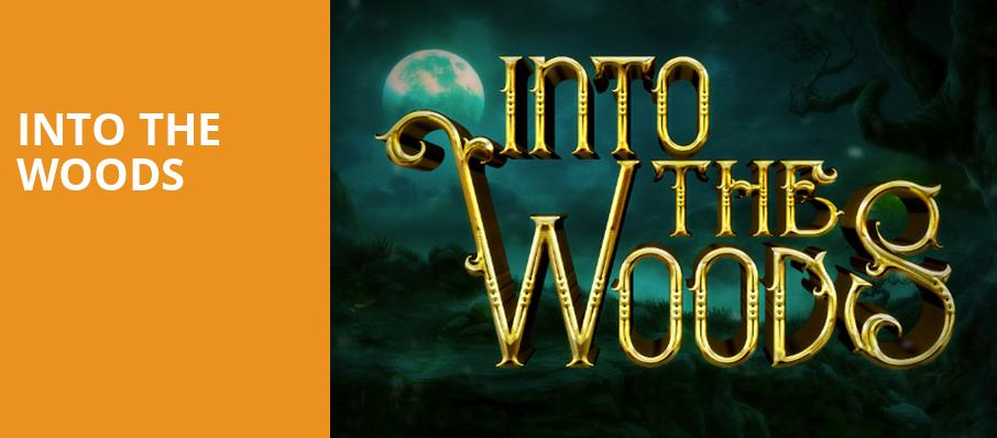 Into The Woods, John H Williams Theatre, Tulsa
