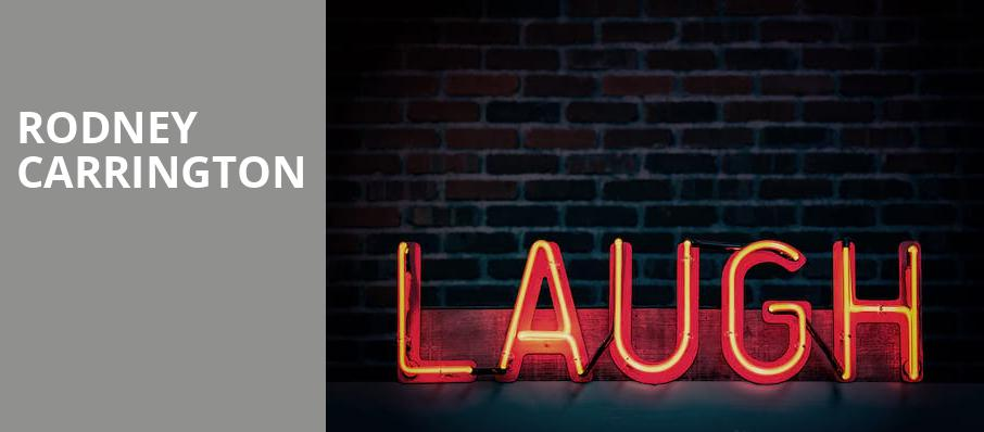 Rodney Carrington, River Spirit Casino, Tulsa