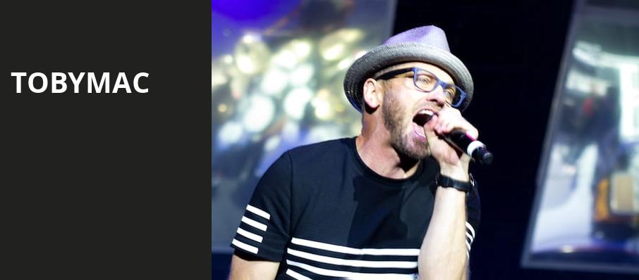 TobyMac, Bank Of Oklahoma Center, Tulsa