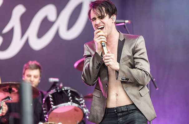 Panic! at the Disco dates for your diary